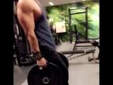 Мне нравятся сумасшедшие люди, которые не дают тебе скучать)))?#training #buddy #gym #fun