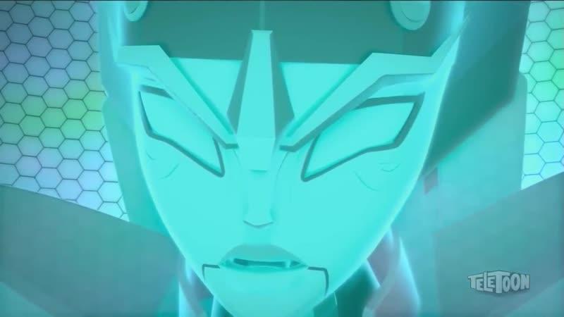 Cyberverse S1E6 Megatron is My Hero