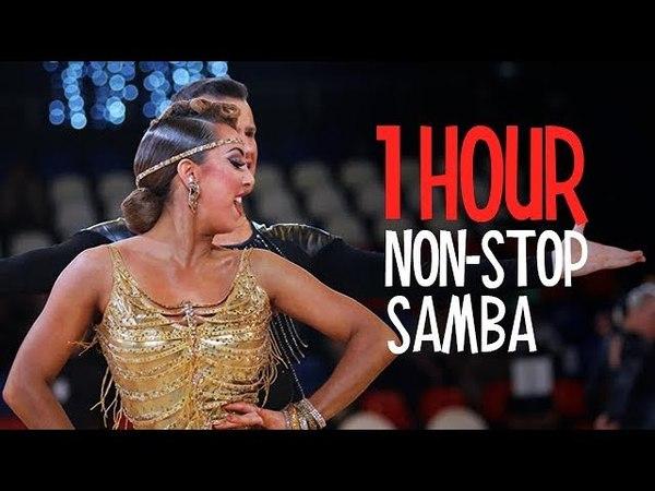 [1 HOUR] NON-STOP SAMBA MUSIC