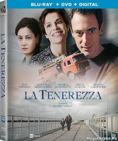 Нежность / La tenerezza (2017/BDRip/HDRip)