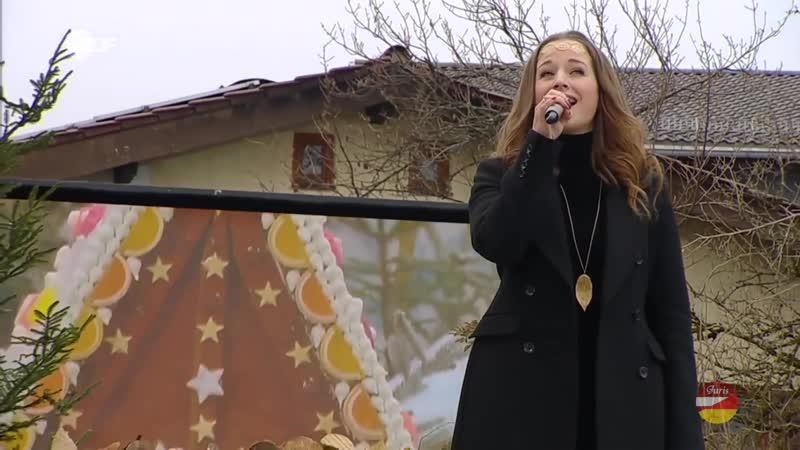 Oonagh «Oh Tannenbaum» (ZDF Fernsehgarten on tour 18.12. 2016)