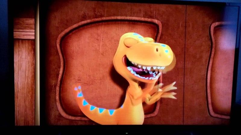Dinozug t-rex Lied