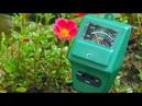 Влага Свет pH - метр распаковка и миниобзор