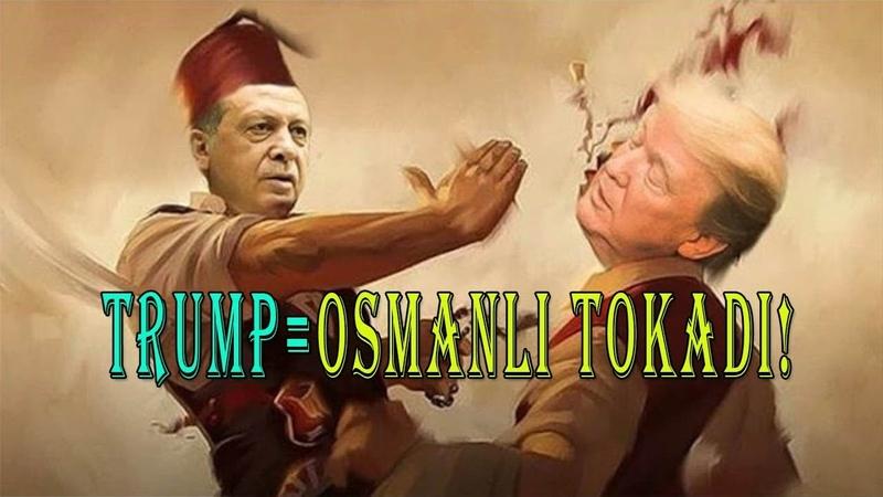 Başkan Erdoğan, Trump Ve Evangelistlere Öyle Sert Bir Bİr Cevap Verdi ki, ABDnin Sonunu...