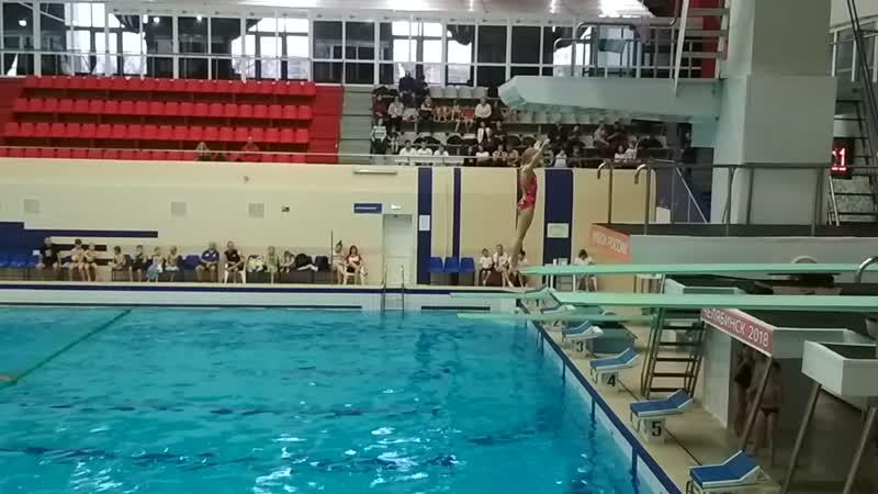 Доча. Открытый чемпионат и Первенство Челябинской области по прыжкам в воду с 3 метров (4)