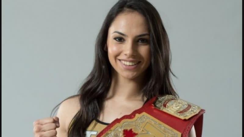 Ariane Lipski The Violence Queen - KSW MMA Highlights