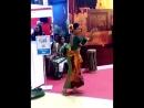 Экспоцентр. ,Индийский танец. VID_20180912_170635