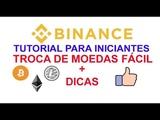 Binance Trade de Criptomoedas para iniciantes - Comprar Vender Bitcoin Litecoin Iota Ripple Cardano