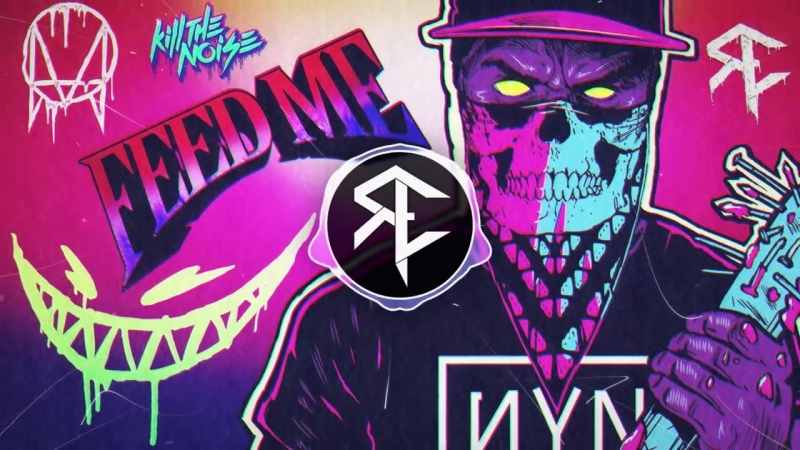Kill the Noise Feed Me I Do Coke SYN Remix mp4