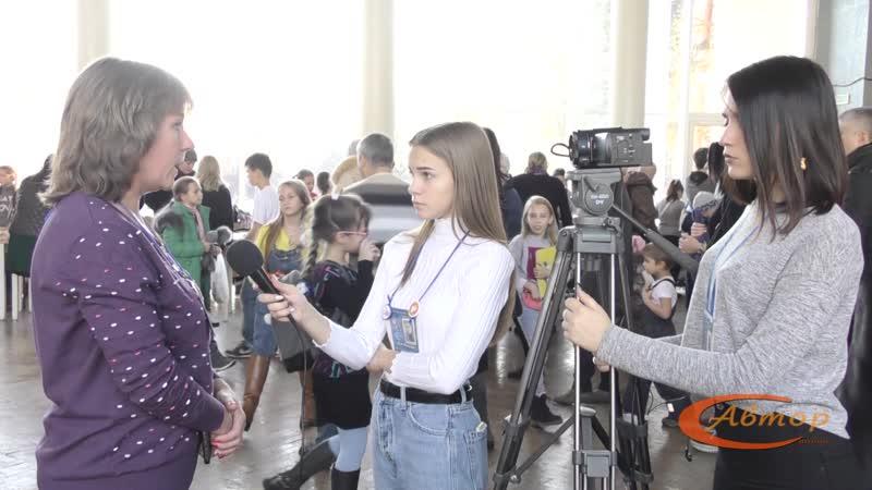 Телепередача Лестница №187 Эфир 06 декабря 2018 года ТРК Заречный