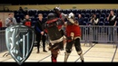 Knights fight with long sword - Jakub Buzak vs Maja Olczak [24 Jaworzno 2015 ]