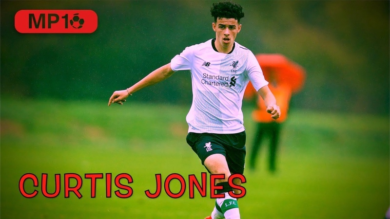 CURTIS JONES ✭ LIVERPOOL ✭ THE NEXT STEVE G ✭ Skills Goals ✭ 2018 ✭