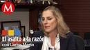 Beatriz Gutiérrez en El Asalto a la Razón con Carlos Marín Pt II