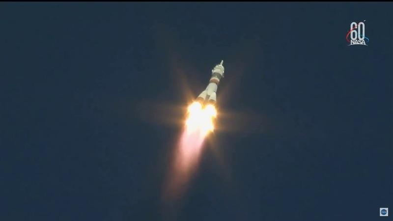 Soyuz rocket failure - October 11, 2018