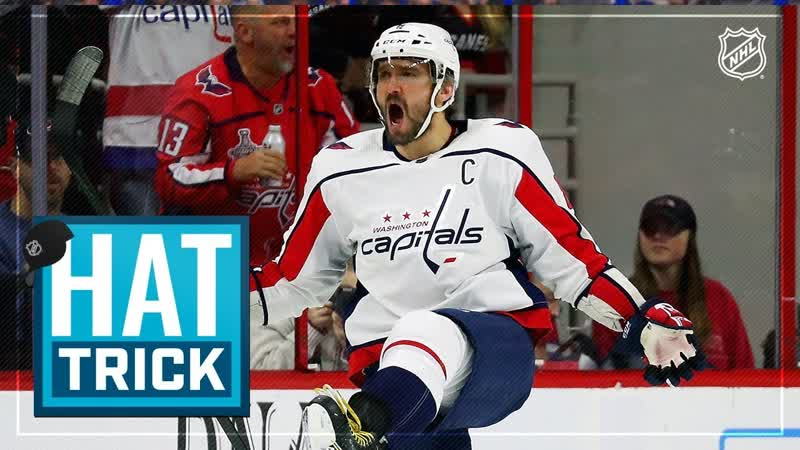 Ovi nets hat trick in second consecutive game