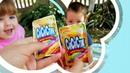 Вредные детки Захар и Лера открывают киндеры барбоскины! Раскраска малышарики и машинки для детей!