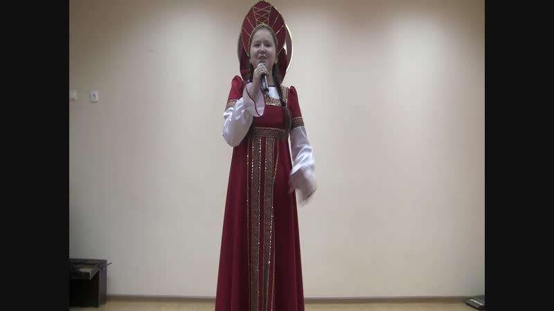 Кашина Анастасия - Грибы – грибочки (Людмила Зыкина)