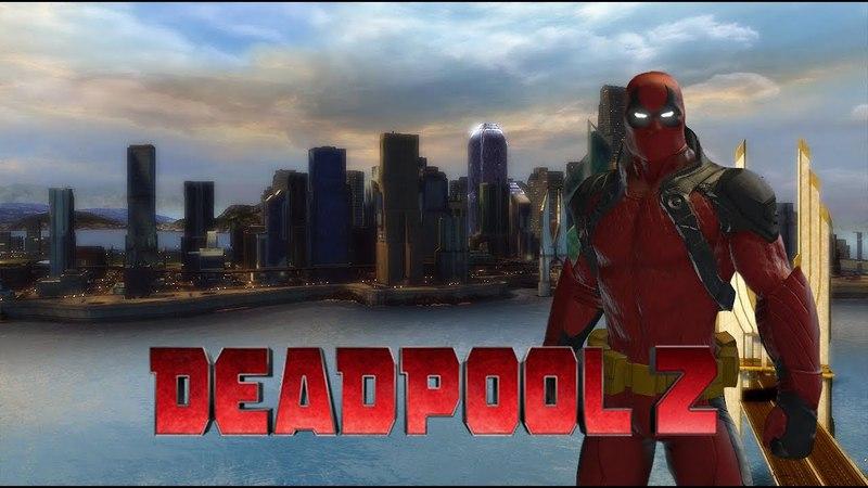 [DCUO] : Pwip - Deadpool 2 Final Trailer