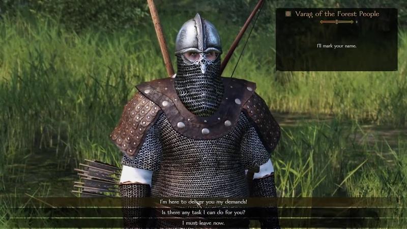 Mount Blade II: Bannerlord [PS4/XOne/PC] Gamescom 2018 Campaign Teaser