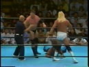 1993.07.02 - Stan Hansen/Johnny Ace vs. Chris Youngblood/Mark Youngblood