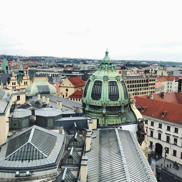 Петербург: горящие туры в Прагу на неделю с завтраками от 13400 с человека!