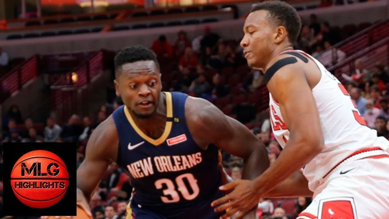 New Orleans Pelicans vs Chicago Bulls Full Game Highlights   30.09.2018, NBA Preseason