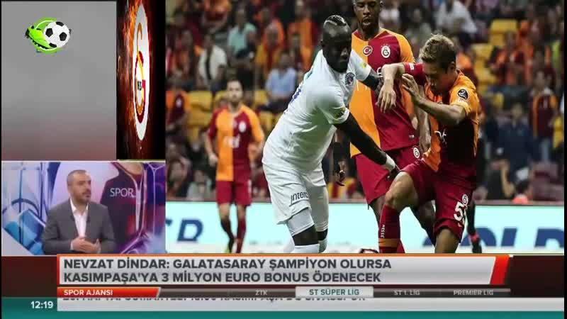 Galatasaray Spor Ajansı ve Transfer Gelişmeleri_Nevzat Dindar, Volkan Demir Yorumları