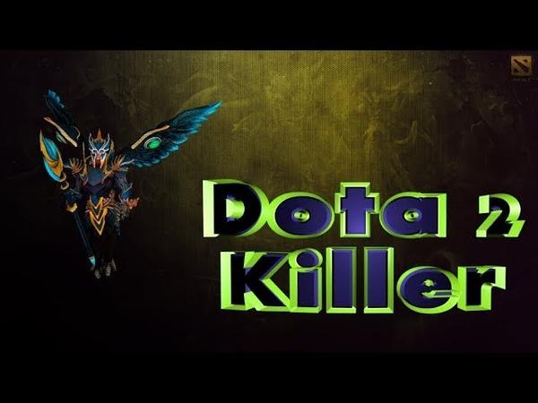 Как я учился играть в Dota 2 Приколы фейлы 2 Выпуск