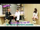 Idol Master - Leo! KBS World Idol Show K-RUSH3 _ рус авто саб
