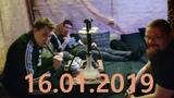 Юрий Хованский в гостях у Ежи Сармата (16.01.2019)