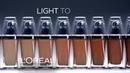True Match Foundation TV ad with Eva Longoria by L'Oreal MakeUp Designer Paris