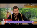 У студії Сніданку найкрасивіший чоловік планети Богдан Юсипчук