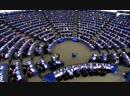 Angela Merkel im EU Parlament 3 - Europa - Merkel will heim