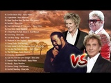 Barry white, Barry Manilow, Rod Stewart, Elton John Greatest Hits Full Album - Classic Songs Ever