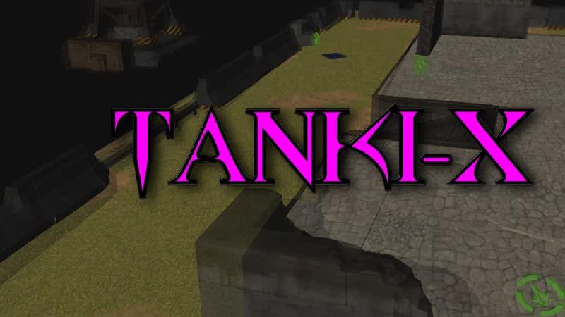 создаём карту песочница Tanki-X
