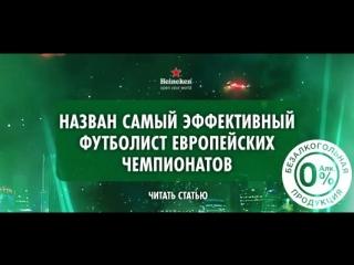 Раздели с Heineken самые горячие моменты футбола2!