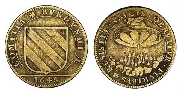 Свидетельства о пришельцах на монетах Древняя монета была обнаружена на юге Египта в 2016 году при проведении ремонтных работ в старинном здании. Согласно сообщениям, на монете изображено то,