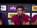 Sergi Roberto y Rafinha coinciden El reto es adquirir un buen nivel físico FC Barcelona
