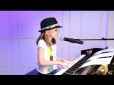 Девочка 9 лет спела кавер ЛСП - МАЛЕНЬКИИ ПРИНЦ