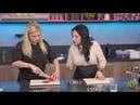 Кулинарное шоу Разговор со вкусом с Анной Семенович Ru TV выпуск 13 Фатима Хадуева
