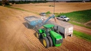 2018 Wheat Harvest w/ John Deere S780 (Cinematic Edit)