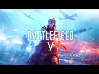 Стрим Battlefield V закрытая альфа