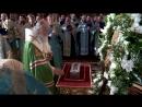 Патриарх Кирилл возглавил торжественную встречу мощей свт Спиридона Тримифунтск