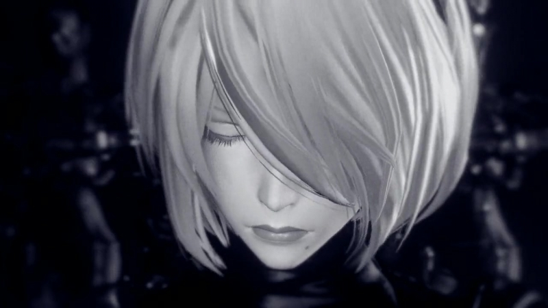 Ending titles («First Assembly», Studio FOW) (NieR: Automata)