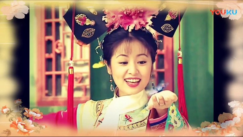 Butterfly and beauty, Chinese classical dance