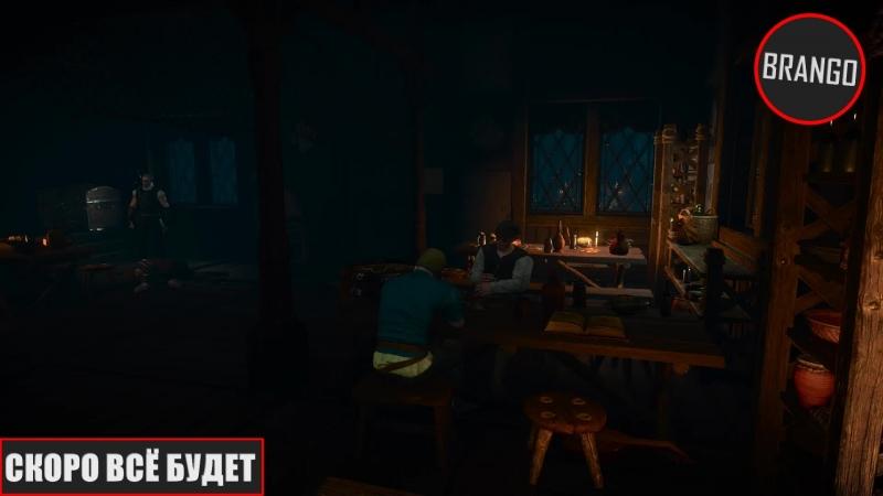 The Witcher 3 - Полное прохождение 8 (Собственная сборка модов)