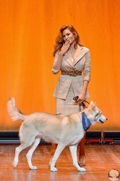 Ева Мендес на презентации в Нью-Йорке