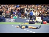 This stadium. - This crowd. - This feeling. - - Soak in the moment with @DjokerNole... - - USOpen