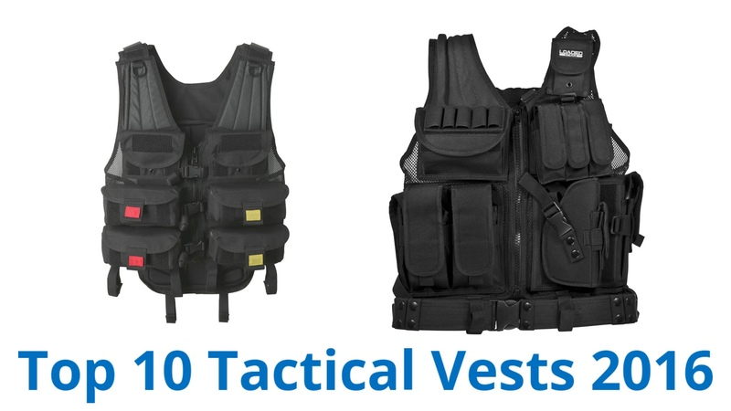 10 Best Tactical Vests 2016