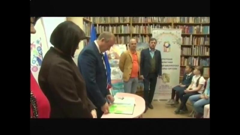 Байкал вокруг света в сюжете АС Байкал ТВ